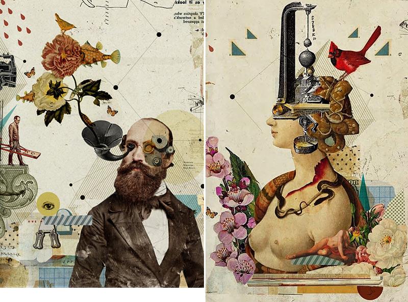 illustrations de Diego Max