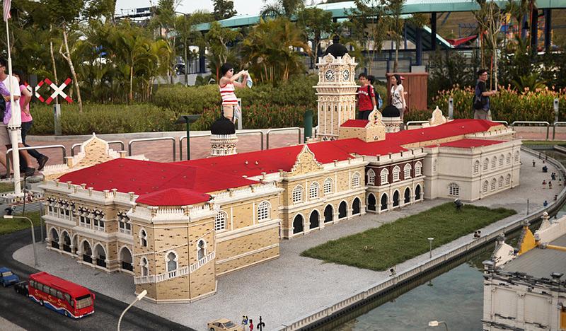 Miniland ou Legoland en Malaisie