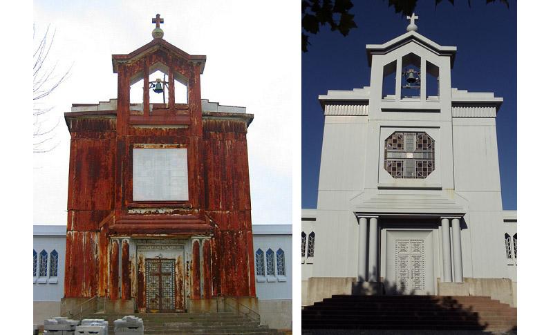 Église Sainte-Barbe de Crusnes