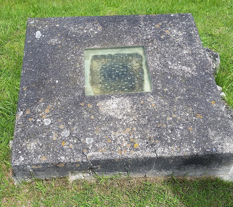 La tombe de Timothy Clark Smith