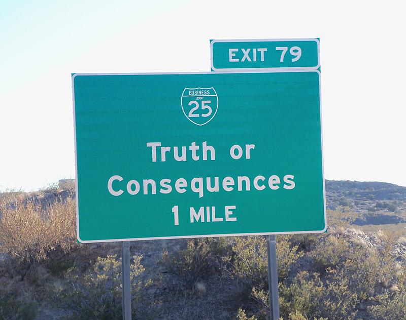 ville de Truth or Consequences