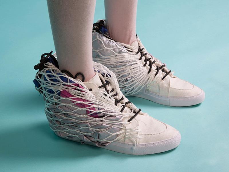 sneakers tente