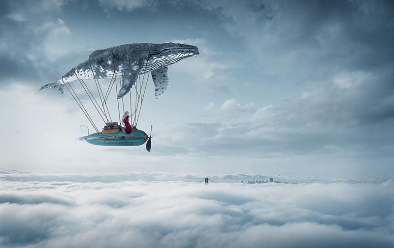 Image de mondes extraordinaires par Erik Almas