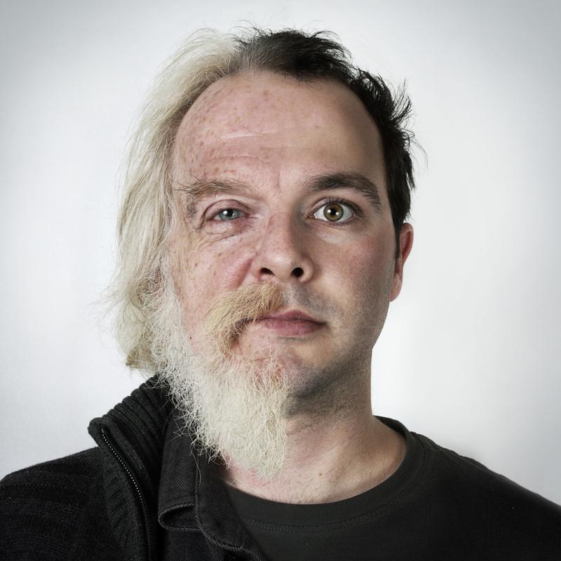 portraits génétiques fascinants d'Ulric Collette