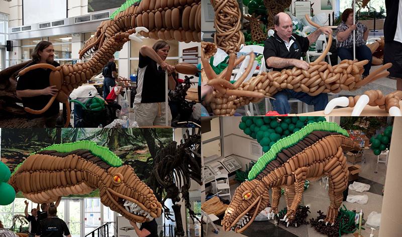 dinosaure-ballon
