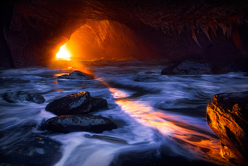 photo spectaculaire de paysage