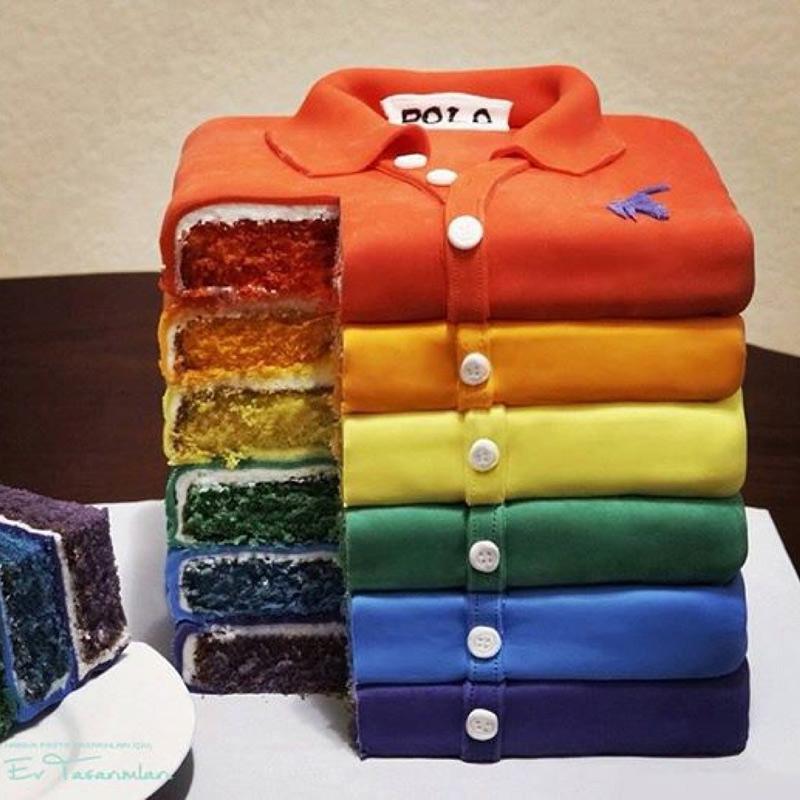 Gâteau insolite et original