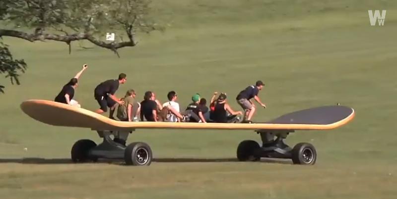 skate board geant