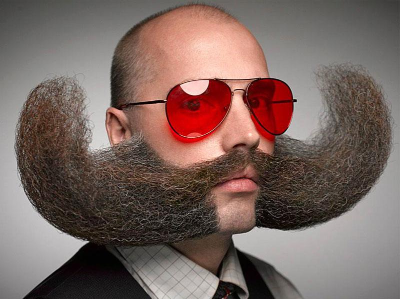 concours de moustache