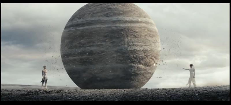 court-métrage Ambition en référence à la mission Rosetta