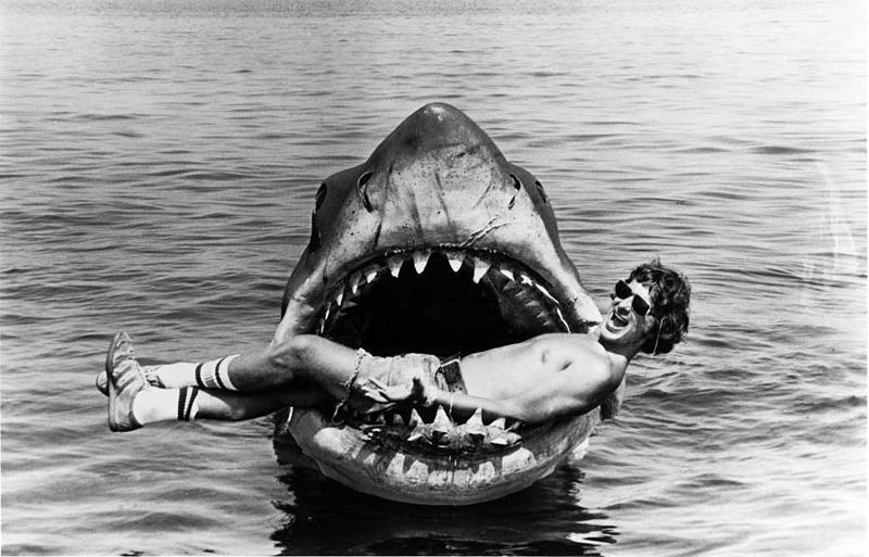 Steven Spielberg, les Dents de la mer
